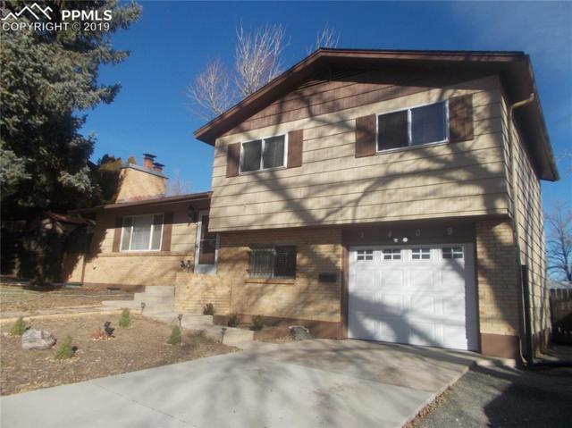 1409 Querida Drive, Colorado Springs, CO 80909 (#7229892) :: The Treasure Davis Team