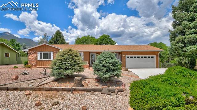 134 Crystal Hills Boulevard, Manitou Springs, CO 80829 (#7231058) :: CC Signature Group