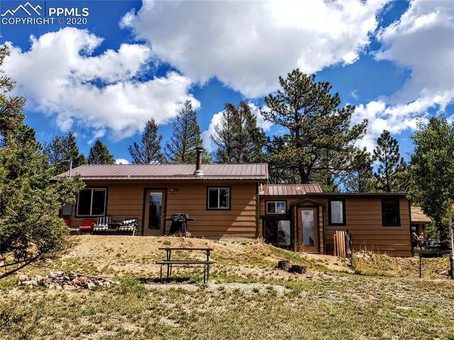 6 Evergreen Road, Woodland Park, CO 80863 (#7232443) :: Colorado Home Finder Realty