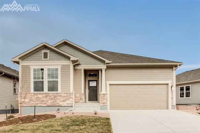 6370 Rowdy Drive, Colorado Springs, CO 80925 (#7233568) :: The Hunstiger Team