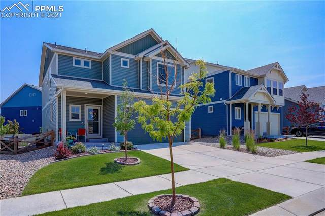 6802 Backcountry Loop, Colorado Springs, CO 80927 (#7234407) :: Tommy Daly Home Team
