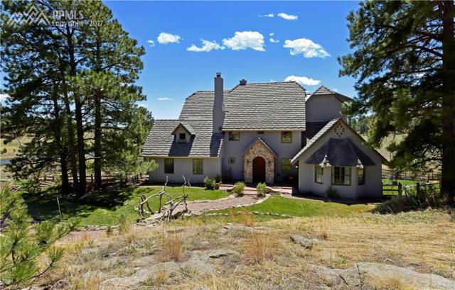 11490 Pony Express Road, Elbert, CO 80106 (#7238350) :: 8z Real Estate