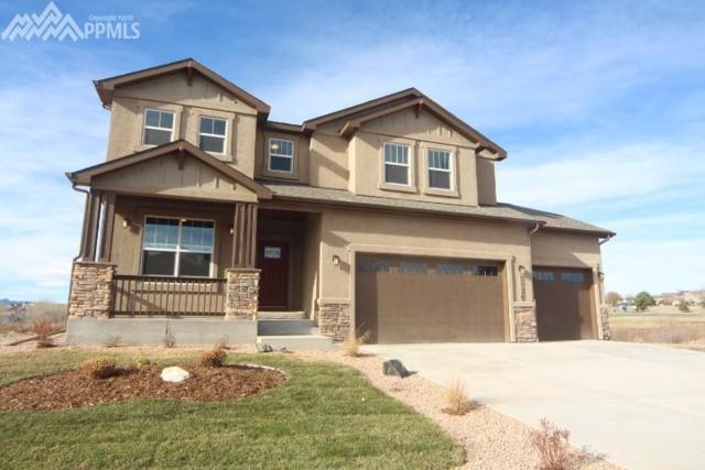 5136 Pring Ranch Drive, Colorado Springs, CO 80922 (#7244898) :: The Hunstiger Team