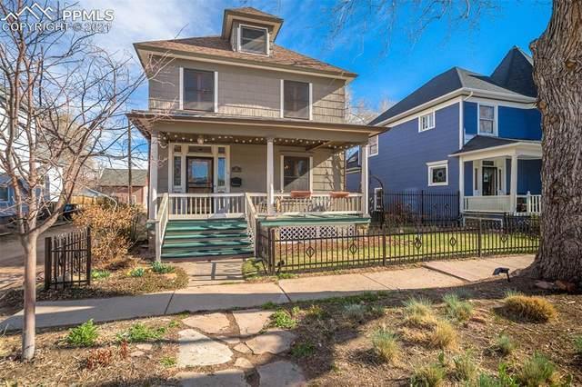 118 E Washington Street, Colorado Springs, CO 80907 (#7248161) :: The Kibler Group