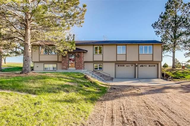 10740 County Road 126 Road, Kiowa, CO 80117 (#7250653) :: Re/Max Structure