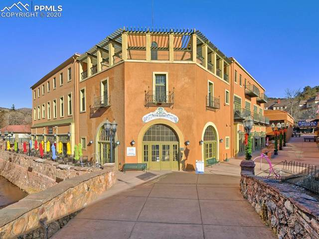 934 Manitou Avenue #208, Manitou Springs, CO 80829 (#7255004) :: The Peak Properties Group
