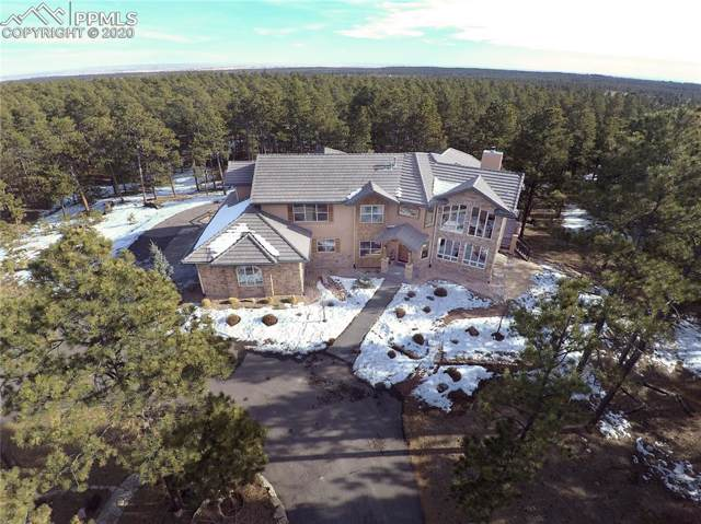 8845 Whispering Pine Trail, Colorado Springs, CO 80908 (#7255089) :: Jason Daniels & Associates at RE/MAX Millennium