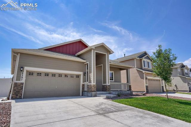 8297 Firecracker Trail, Fountain, CO 80817 (#7255107) :: Action Team Realty