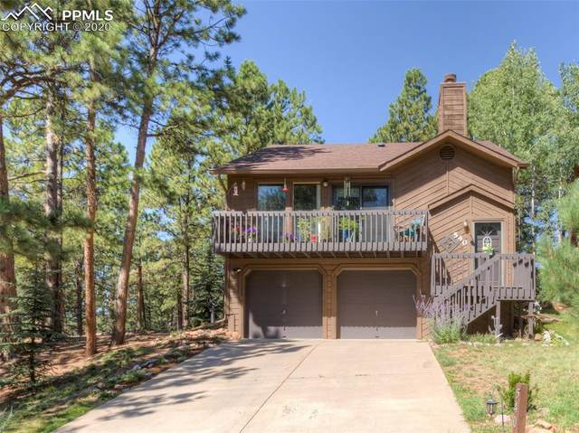 540 Greenway Court, Woodland Park, CO 80863 (#7256918) :: The Daniels Team