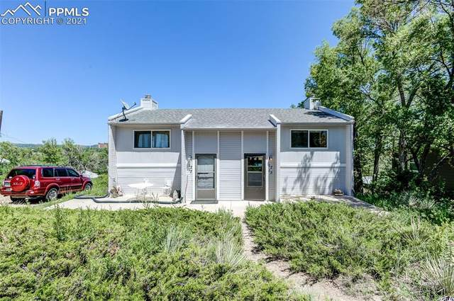 1715, 1717 N 7th Street, Colorado Springs, CO 80907 (#7257146) :: Tommy Daly Home Team