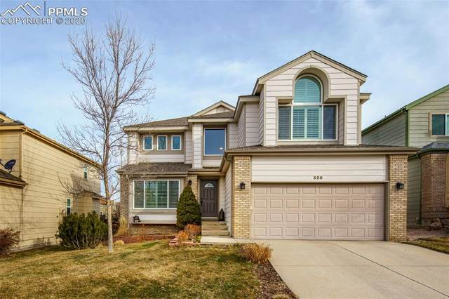 320 Holbrook Street, Colorado Springs, CO 80921 (#7258173) :: The Harling Team @ Homesmart Realty Group