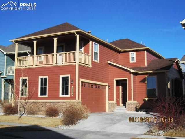 7074 Silverwind Circle, Colorado Springs, CO 80923 (#7262701) :: The Hunstiger Team