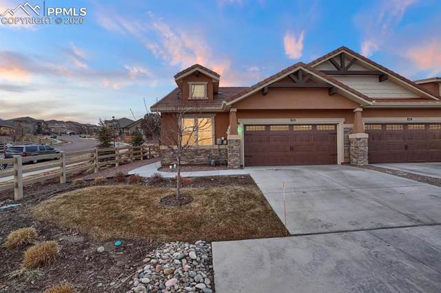 810 Yellow Jasper Point, Colorado Springs, CO 80921 (#7266389) :: Jason Daniels & Associates at RE/MAX Millennium