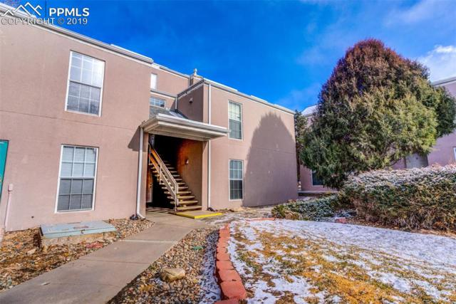 3460 Parkmoor Village Drive H, Colorado Springs, CO 80917 (#7266951) :: Colorado Home Finder Realty
