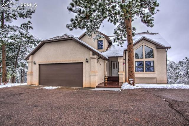 2600 Vista Glen Court, Woodland Park, CO 80863 (#7267875) :: Tommy Daly Home Team