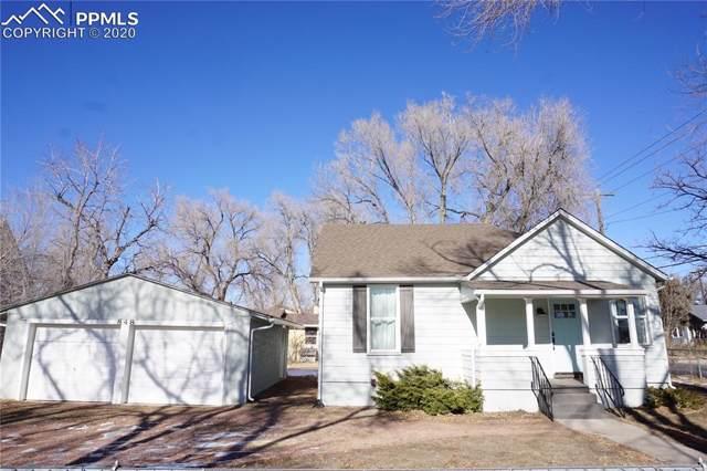 848 E Moreno Avenue, Colorado Springs, CO 80903 (#7271788) :: The Treasure Davis Team