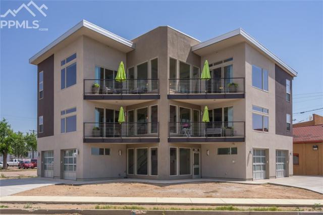 210 Pueblo Avenue #101, Colorado Springs, CO 80903 (#7271882) :: Fisk Team, RE/MAX Properties, Inc.