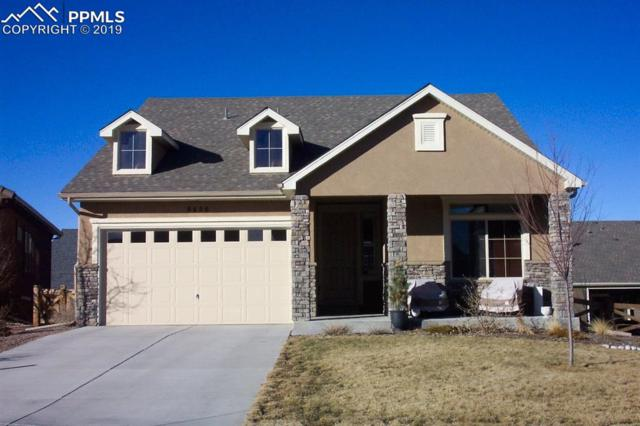 6456 Forest Thorn Court, Colorado Springs, CO 80927 (#7272240) :: The Peak Properties Group
