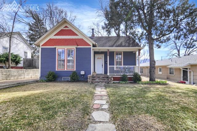731 E Kiowa Street, Colorado Springs, CO 80903 (#7272651) :: The Peak Properties Group