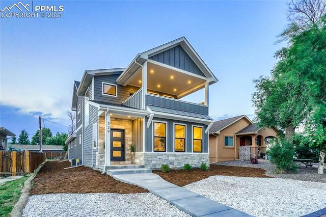 329 4th Street, Monument, CO 80132 (#7274106) :: Re/Max Structure