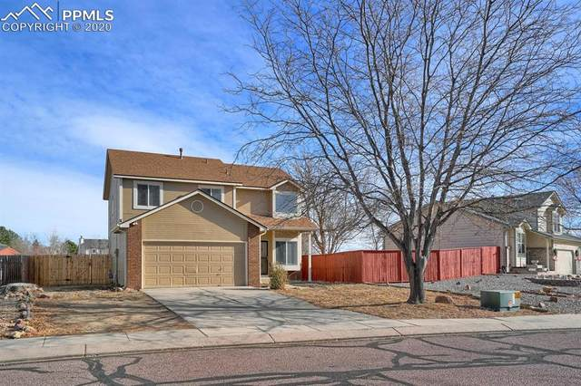 1476 Canoe Creek Drive, Colorado Springs, CO 80906 (#7275884) :: HomeSmart