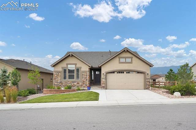 15742 Lake Mist Drive, Monument, CO 80132 (#7276546) :: Compass Colorado Realty