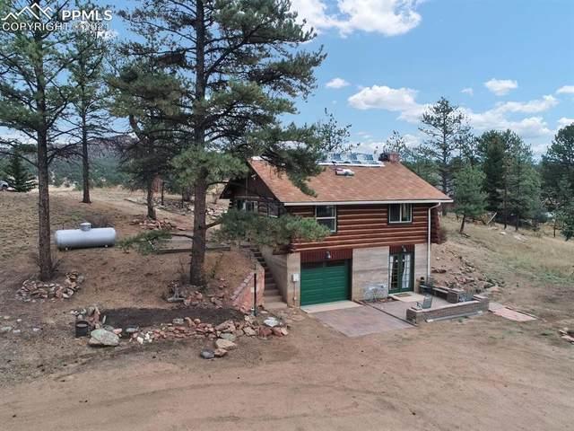 934 Midland Court, Lake George, CO 80827 (#7276672) :: Simental Homes | The Cutting Edge, Realtors