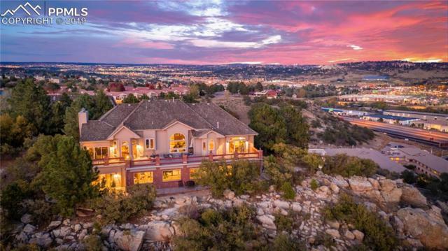 106 Sunbird Cliffs Lane, Colorado Springs, CO 80919 (#7276687) :: Colorado Home Finder Realty