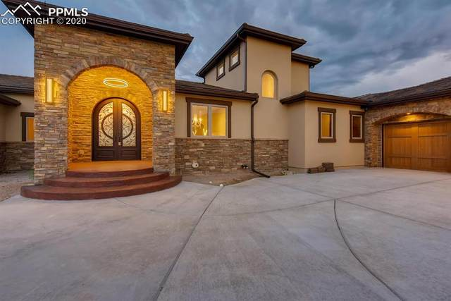 2219 Coyote Crest View, Colorado Springs, CO 80921 (#7281866) :: HomeSmart Realty Group