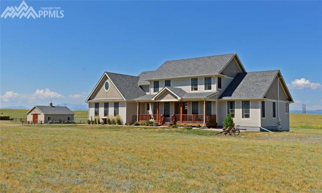 25883 Cave Spring Trail, Elbert, CO 80106 (#7282936) :: 8z Real Estate