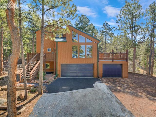 1023 Kings Crown Road, Woodland Park, CO 80863 (#7284482) :: Colorado Home Finder Realty