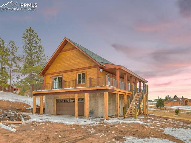 974 S Mountain Estates Road, Florissant, CO 80816 (#7287672) :: The Gold Medal Team with RE/MAX Properties, Inc