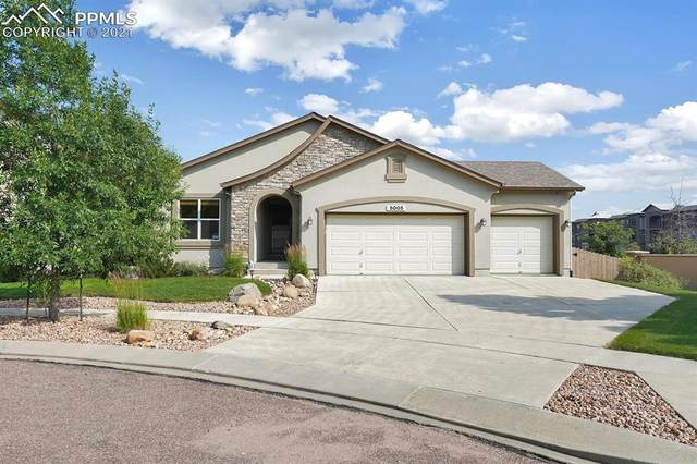 5005 Galloping Goose Way, Colorado Springs, CO 80924 (#7287707) :: The Gold Medal Team with RE/MAX Properties, Inc