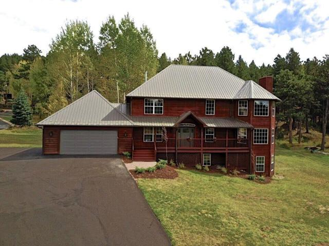 751 Majestic Parkway, Woodland Park, CO 80863 (#7288801) :: Jason Daniels & Associates at RE/MAX Millennium