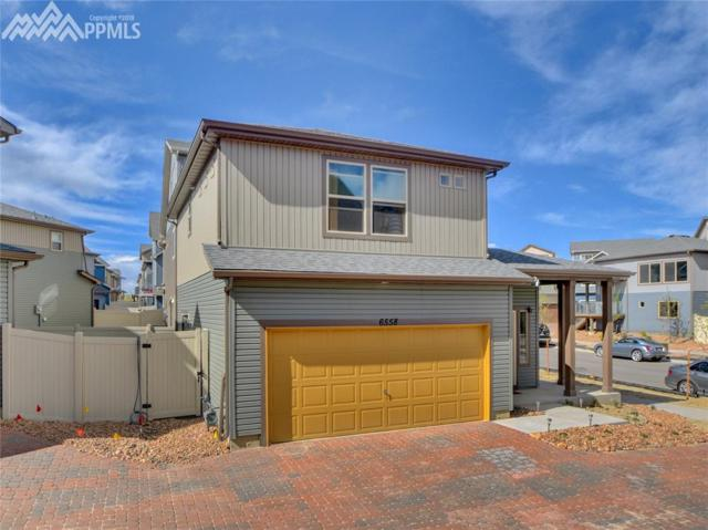 6558 Thicket Pass Lane, Colorado Springs, CO 80927 (#7289054) :: The Peak Properties Group