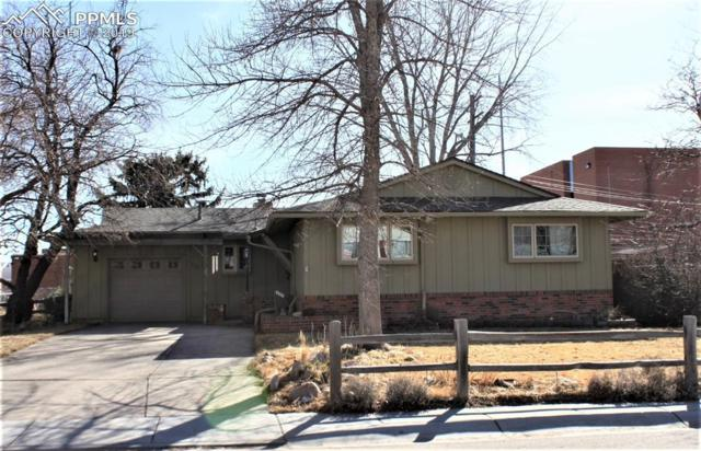 525 Norman Drive, Colorado Springs, CO 80911 (#7289132) :: The Hunstiger Team