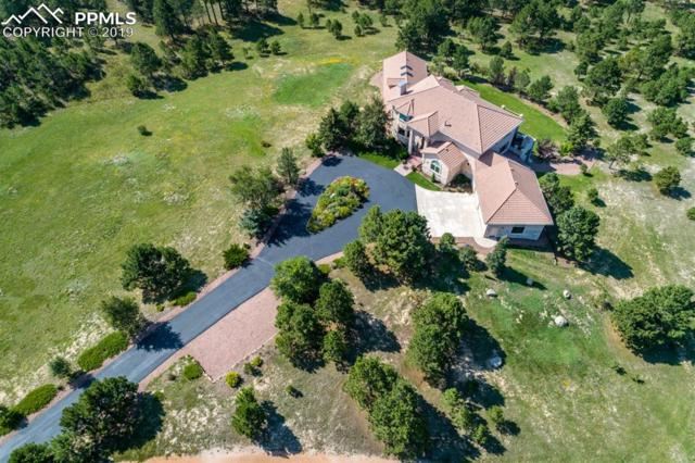 4341 Mountain Dance Drive, Colorado Springs, CO 80908 (#7289391) :: The Hunstiger Team