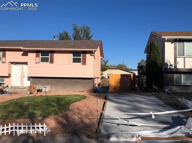 4331-4333 Lashelle Avenue, Colorado Springs, CO 80906 (#7294142) :: The Scott Futa Home Team