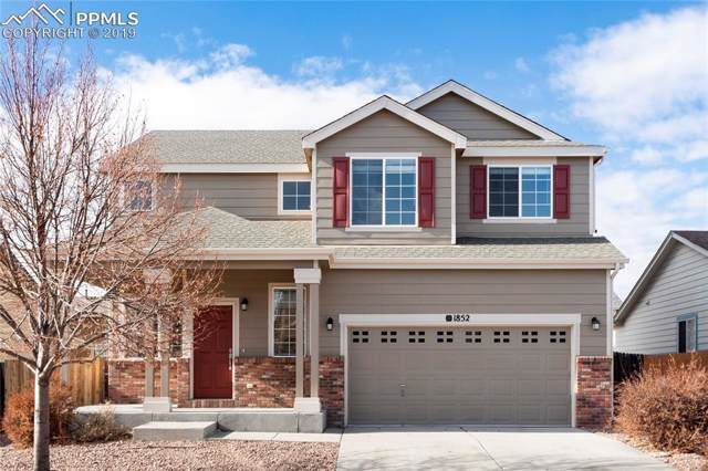 1852 Silver Meadow Circle, Colorado Springs, CO 80951 (#7295805) :: 8z Real Estate