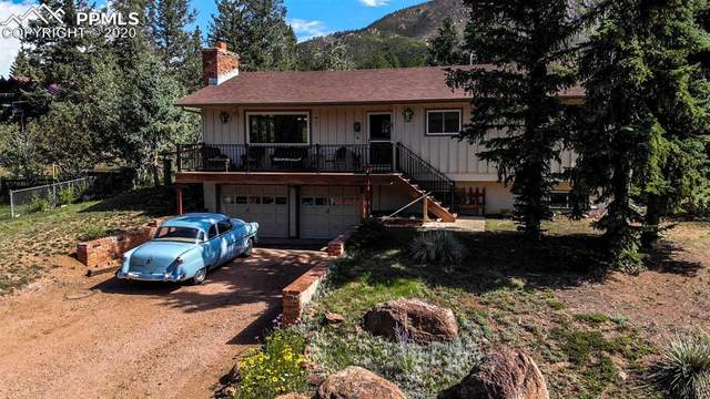 7760 Marriott Road, Cascade, CO 80809 (#7295908) :: Tommy Daly Home Team