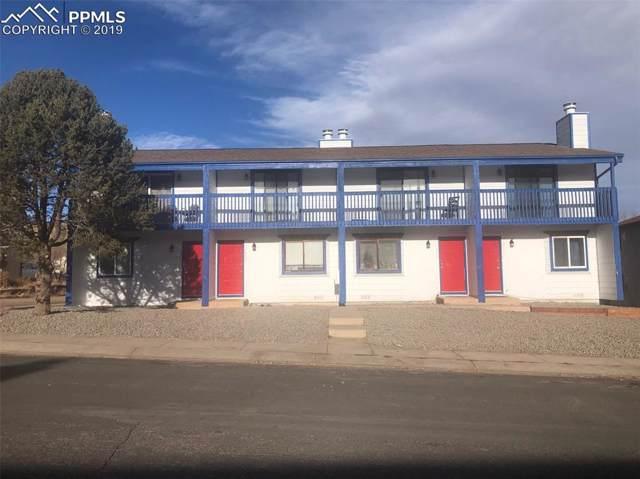 2275 Split Rock Drive, Colorado Springs, CO 80919 (#7297663) :: Action Team Realty