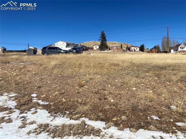 0 W Carr Avenue, Cripple Creek, CO 80813 (#7297853) :: The Treasure Davis Team | eXp Realty