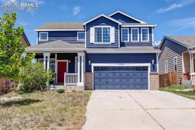 7750 Old Spec Road, Peyton, CO 80831 (#7300266) :: Tommy Daly Home Team