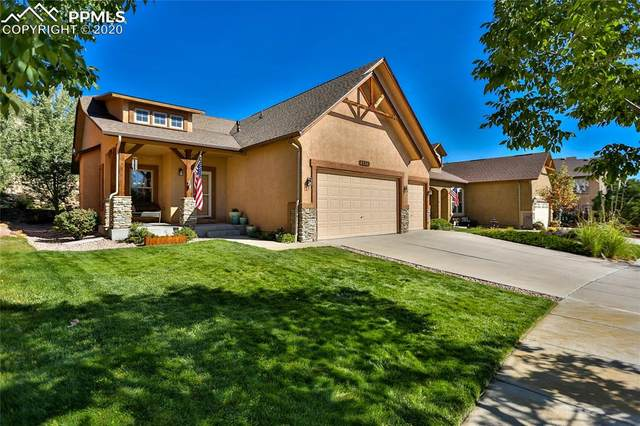 2356 Damon Drive, Colorado Springs, CO 80918 (#7301637) :: The Daniels Team
