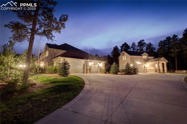 16190 Forest Light Drive, Colorado Springs, CO 80908 (#7301999) :: Harling Real Estate
