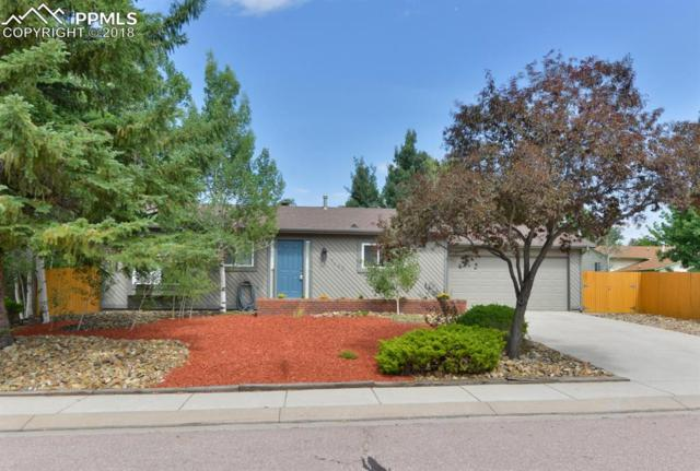 7660 Rickshaw Drive, Colorado Springs, CO 80920 (#7303625) :: The Hunstiger Team