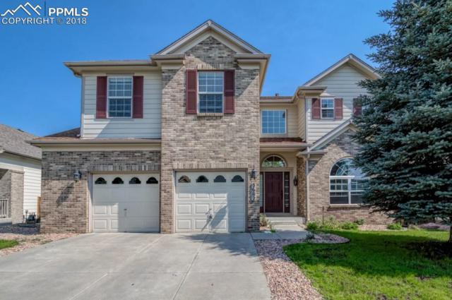 3602 Shady Rock Drive, Colorado Springs, CO 80920 (#7305538) :: The Treasure Davis Team