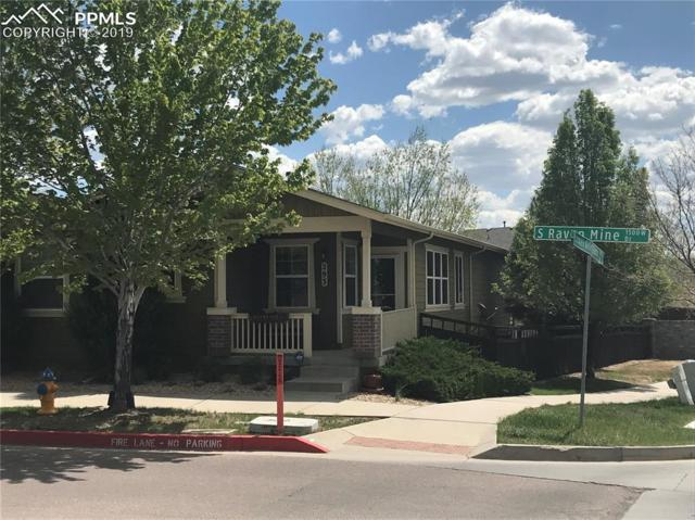 293 S Raven Mine Drive, Colorado Springs, CO 80905 (#7308299) :: The Kibler Group