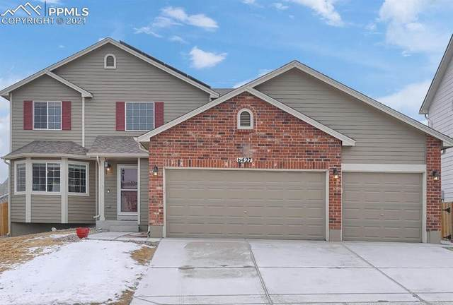 6427 Jules Drive, Colorado Springs, CO 80923 (#7309370) :: Finch & Gable Real Estate Co.