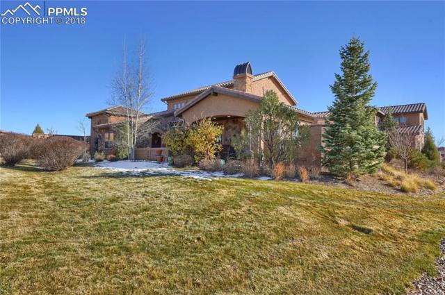2119 Rocking Horse Court, Colorado Springs, CO 80921 (#7310155) :: The Hunstiger Team